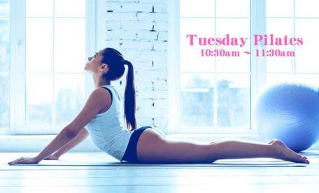 Pilates-Tuesday